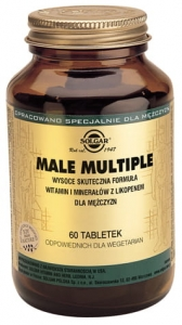 Male Multiple 60tabl |Solgar|