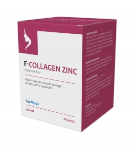 F-COLLAGEN ZINC 30porcji |ForMeds|