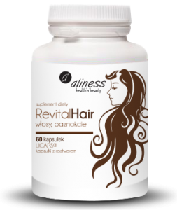 RevitalHair 60 kaps |aliness|