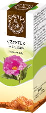 Czystek w kroplach 100 ml |Bonimed|