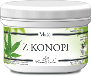 Maść z konopi 150ml |FarmVix|