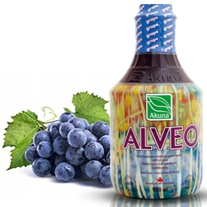 ALVEO GRAPE winogronowe 26 ZIÓŁ  950 ml |Akuna|