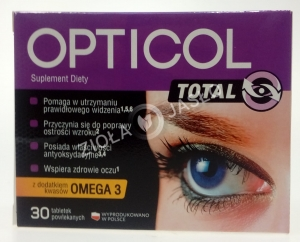 OPTICOL total 30tabl