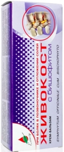 Bishovit Silver Z Żywokostem 75ml |Remedium Natuara|