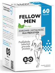 Fellow MEN 60 kapsułek |BioOrganic|NewAgeClinic|